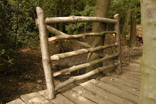 projects wood gates