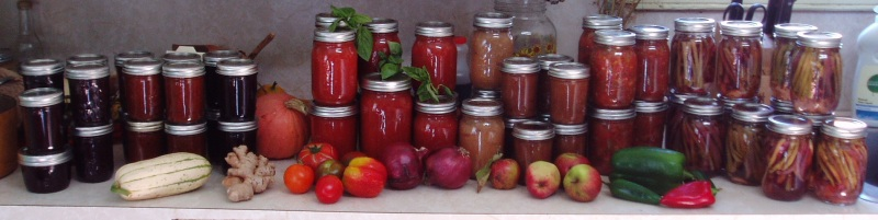 Canning Abundance